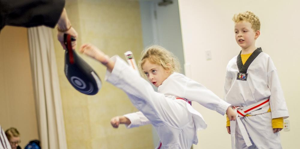 school age martial arts