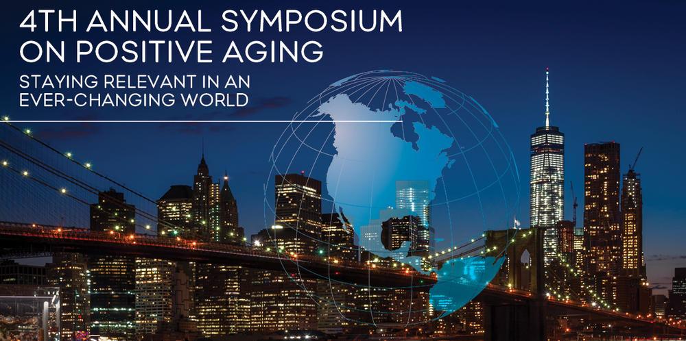 Symposium On Positive Aging Marlene Meyerson Jcc Manhattan