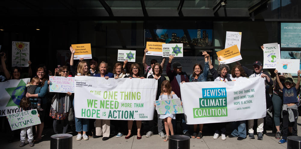 The Jewish Climate Coalition